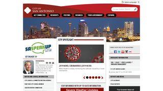 San Antonio Portal