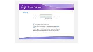 Saskatoon Health Region Gateway Portal