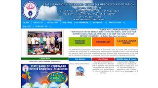 Sbh Retired Employees Portal