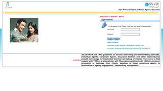 Sbi Life Agent Portal