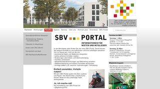 Sbv Portal