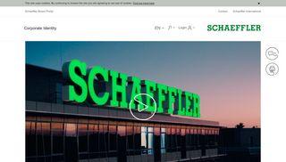 Schaeffler Brand Portal