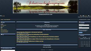 Schatzsucherforum Com Portal