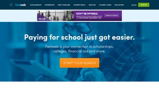 Scholarship Web Portal