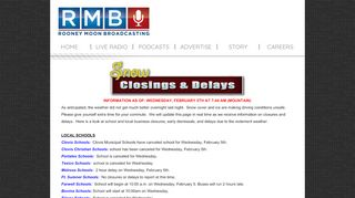 School Closings Portales Nm