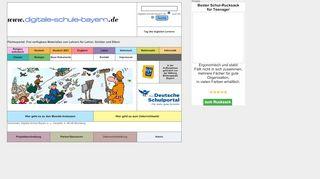 Schule Bayern Portal
