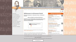 Schumann Portal