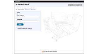 Screenwise Member Portal
