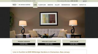 Sdk Millbridge Resident Portal