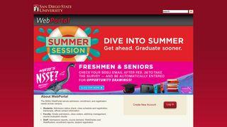 Sdsu Student Portal