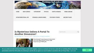Sedona Portal
