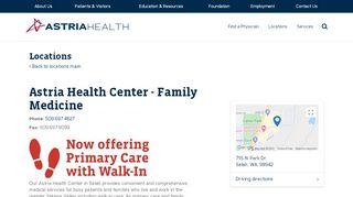 Selah Clinic Patient Portal