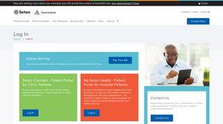 Seton Patient Portal