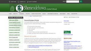 Shen Parent Portal