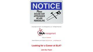 Sla Management Portal