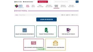 Smg Patient Portal