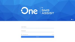 Sms One Portal