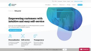 Sms Web Portal