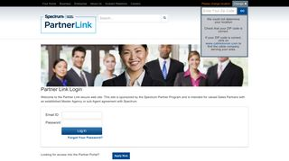 Spectrum Partner Portal