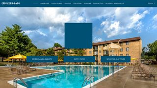 Spring Parc Resident Portal