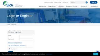 Sra International Employee Portal