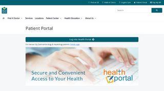 Statland Clinic Portal