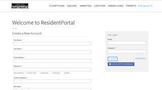Sterling Northgate Resident Portal