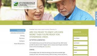 Stoneridge Creek Resident Portal