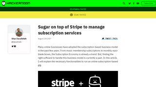 Stripe Customer Portal