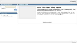 Student Portal Cjusd