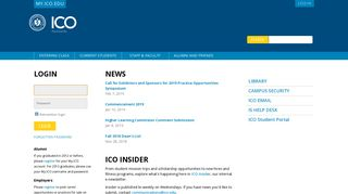 Student Portal Ico