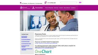 Stvhs Physician Portal
