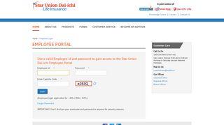 Sudlife Portal Login