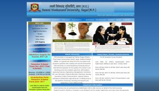 Svn University Online Portal