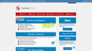 Swansea Teacher Portal
