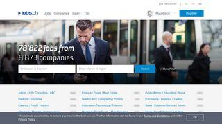 Switzerland Job Portal