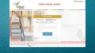 Symbiosis Student Portal