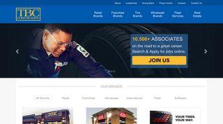 Tbc Corp Employee Portal