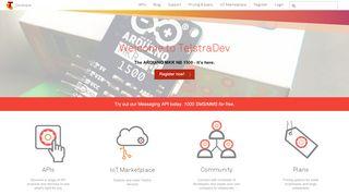 Telstra Developer Portal