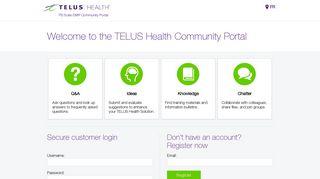 Telus Emr Portal