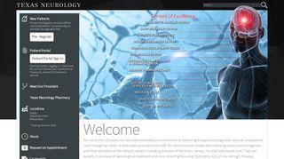 Texas Neurology Patient Portal