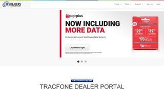 Tfs Dealer Portal