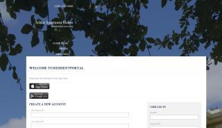 The Ashlar Resident Portal