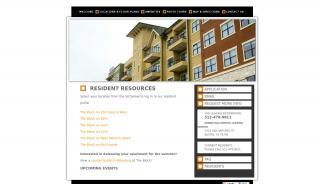 The Block Resident Portal