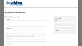 The Bridges Resident Portal