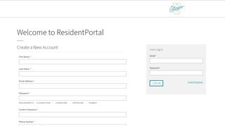 The Cottages Resident Portal