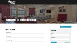The Enclave Gainesville Resident Portal