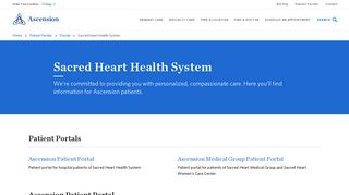 The Medical Group Patient Portal