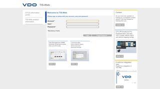 Tis Web Portal