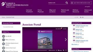 Tmfhs Employee Portal